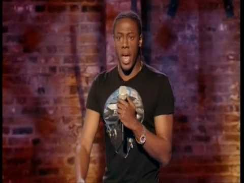 Nathan Caton On ITV's Stand Up Hero