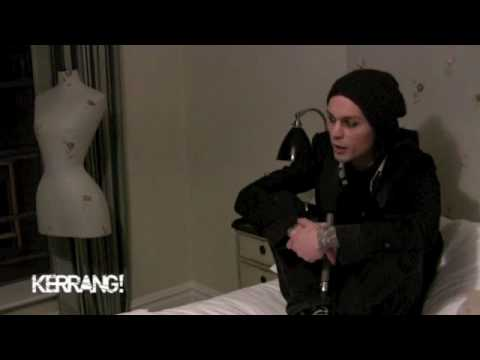 Ville Valo interview, february 2010 (Kerrang podcast) Video