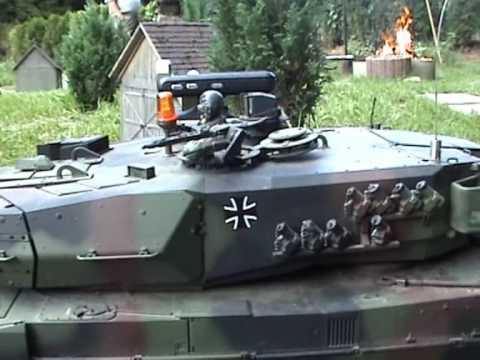 RC Leopard 1:16