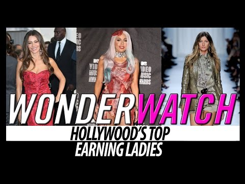 Hollywood's Top-Earning Ladies -- Wonderwatch for Aug. 20, 2012