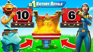 DEAL or NO DEAL For LOOT *NEW* Game Mode in Fortnite Battle Royale