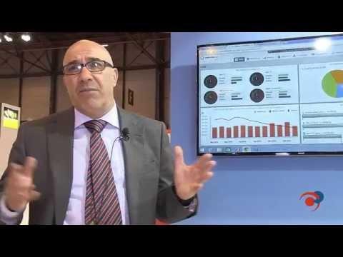 Control, gestión y monitorización del consumo de energía de Conthidra y Cohisa