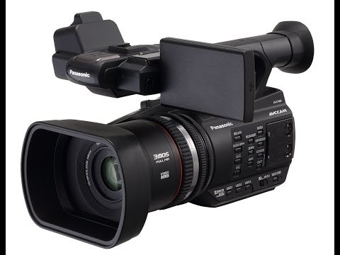 Panasonic AG-AC90 AVCCAM Camcorder | How To Make & Do Everything!