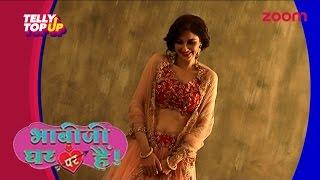 Download 'Bhabhiji Ghar Par Hai's' Saumya Tandon's Hot Photoshoot | #TellyTopUp 3Gp Mp4