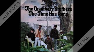 Chambers Brothers - Time Has Come Today (actual 45 single) - 1968