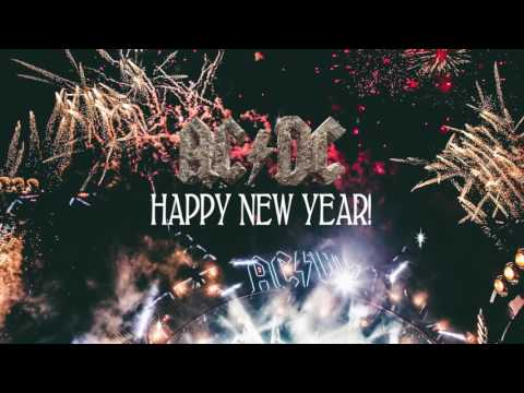 AC/DC - Happy New Year! - Have A Drink On Me