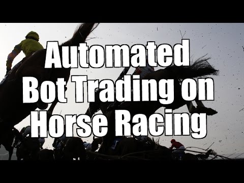 Betfair trading bot automated
