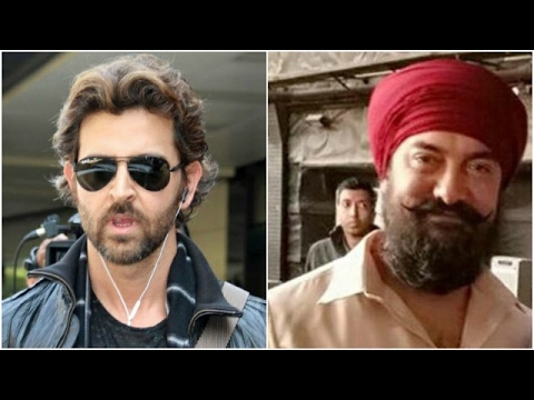 Hrithik Spotted Donning A Casual Look | Aamir's New Look Leaked