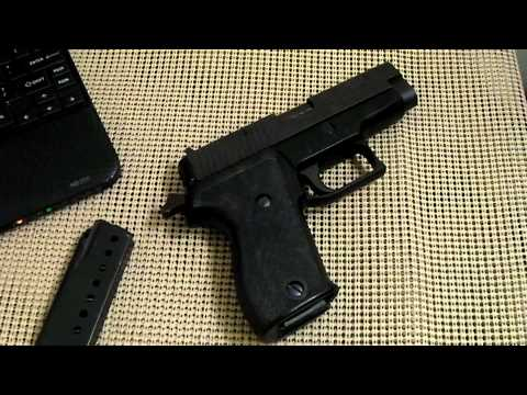SIG SAUER P225 - The Single Stack 9mm Standard
