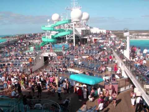 5 Day Bahamas Cruise On Carnival Destiny Youtube