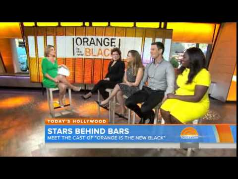 Pablo Schreiber, Kate Mulgrew, Danielle Brooks, Natasha Lyonne Live On The Today Show