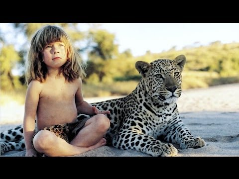 10 Children Raised by Animals