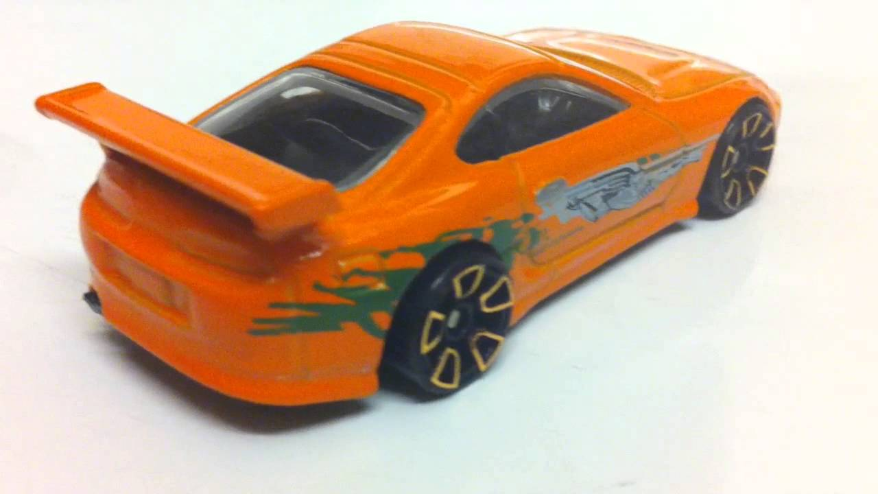 hot wheels fast and the furious toyota supra wheel swap. Black Bedroom Furniture Sets. Home Design Ideas