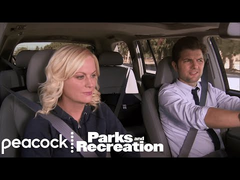 Leslie's Road Trip Playlist for the Unsexiest of Rides - Parks and Recreation