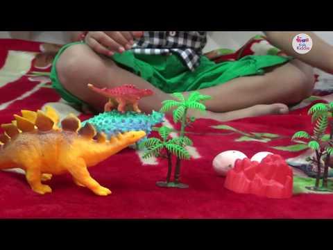 Dinosaur Fun Fun And Fun - By Viraj De