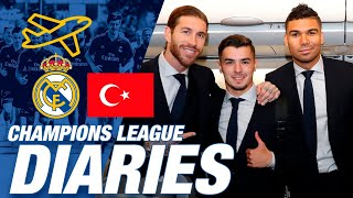 Champions League diary | Galatasaray vs Real Madrid (Day One)