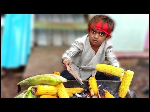 छोटू का भुट्टा | CHOTU KA BHUTTA | Khandesh Hindi Comedy | Chotu Comedy Video