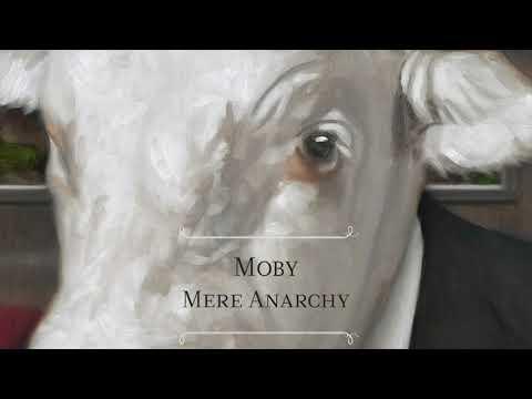 Moby - Mere Anarchy (Lyrics)
