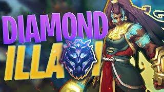 QuasLoL - Clean and Smart Illaoi Gameplay | Leaque of Legends Season 9