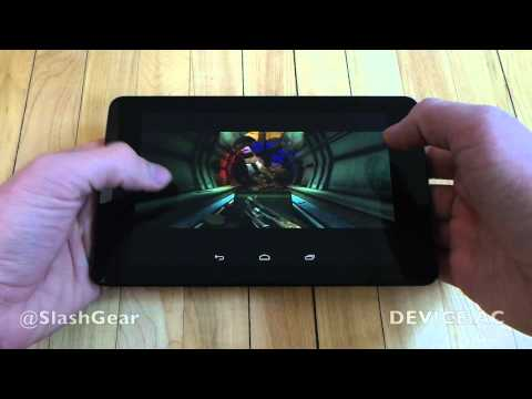 The Conduit HD Android Tegra Enhanced hands-on