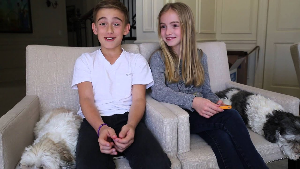 Q Amp A With Johnny Orlando Laurenlogs Youtube