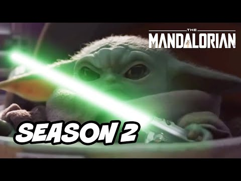 Star Wars The Mandalorian Season 2 Baby Yoda - TOP 10 WTF Predictions