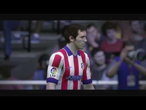 (PS4) FIFA 15 | Valencia CF vs Atlético Madrid - Next-Gen Full Gameplay (1080p HD)