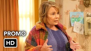 "Roseanne 10x04 Promo ""Eggs Over, Not Easy"" (HD)"