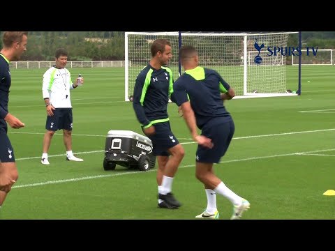 Roberto Soldado first interview