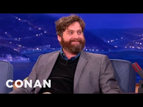 "Zach Galifianakis  ""Hangover"" Porn Secret"