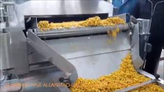 FRIED CORN NUTS PRODUCTION LINE
