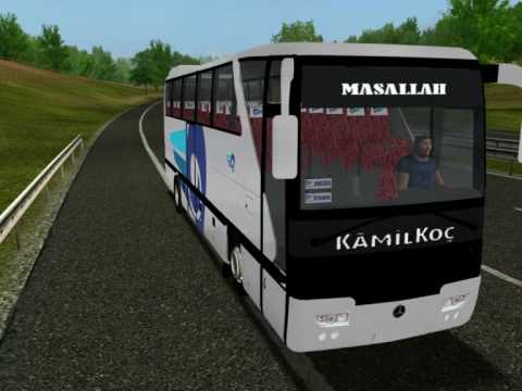 ctraxx test BUS MERCEDES KAMILKOC [ETS-MODS]