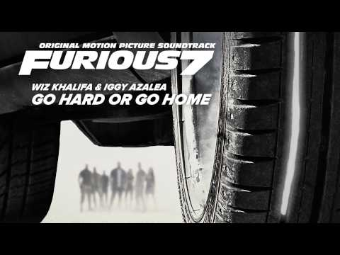 Wiz Khalifa & Iggy Azalea – Go Hard or Go Home [Furious 7 Soundtrack]