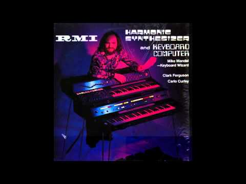 RMI Harmonic Synthesizer and Keyboard Computer demonstration record, part 1