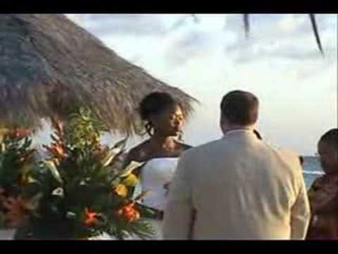 A Destination Beach Wedding on Manchebo Beach Resort Aruba