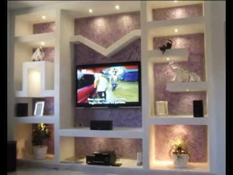 Pareti attrezzate pavimenti in resina youtube - Mensole da parete design ...