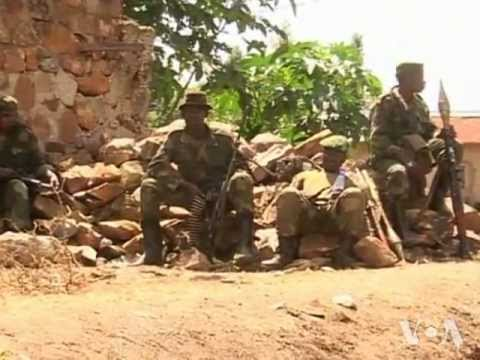 Congo Story: FARDC Says DRC to Stand Firm Versus Rebels 11/25/12