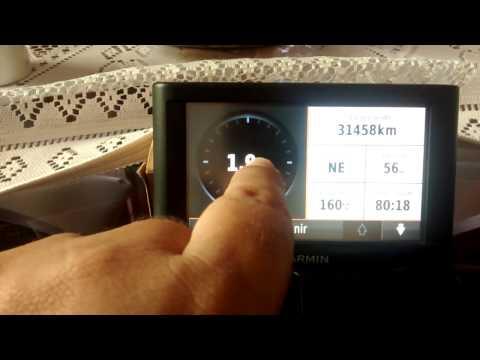 Como gravar suas trilhas no GPS Garmin