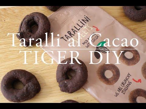 Taralli al Cacao | TIGER DIY | CasaSuperStat