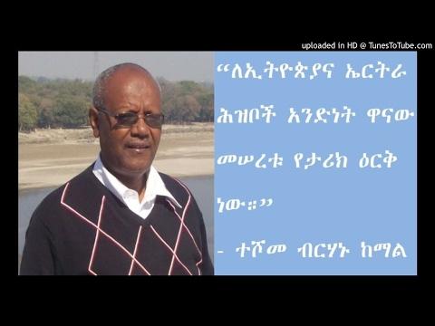 Interview With Teshome Berhanu Kemal - SBS Amharic