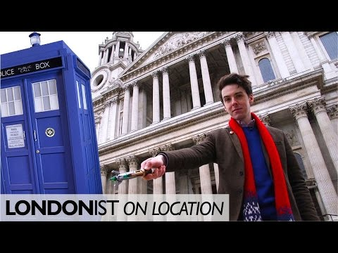 Doctor Who Locations In London