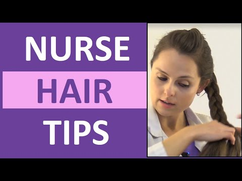 Play Nursing Hair Care, Hair Products, and Hair Styles for Longer Hair | GRWM Nursing in Mp3, Mp4 and 3GP
