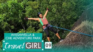 Travel Girl | Episode 09 | Avissawella & Che Adventure Park - (2019-07-21) | ITN