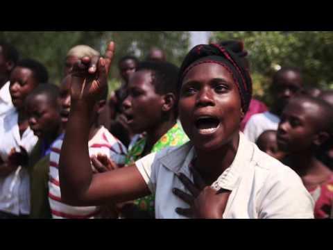 Celebrating a Clean Water Well in Rwanda