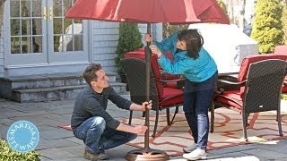 Springtime Patio Setup - LEARN & DO - Home How-To Series - Martha Stewart