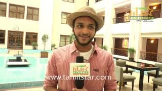 Luthfudeen Basha At Pattanathil Bhootham Drama Press Meet