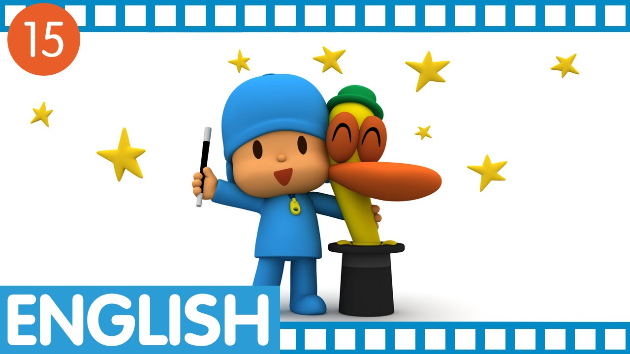 pocoyo in english session 15 ep 05 08 youtube. Black Bedroom Furniture Sets. Home Design Ideas