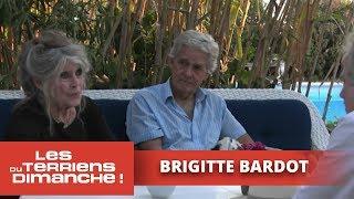 Brigitte Bardot Sort Du Silence Les Terriens Du Dimanche