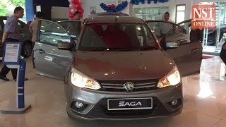 Third generation Proton Saga launched, priced from RM36,800