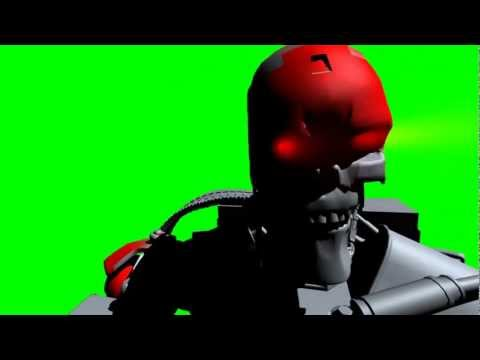 T 600 test cinema green screen s01r07 moves gun